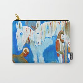 Birth of Baby Epona Carry-All Pouch