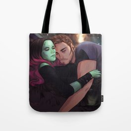I can't let go of you baby Tote Bag