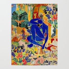 Matisse el Henri Poster