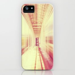 blur  iPhone Case