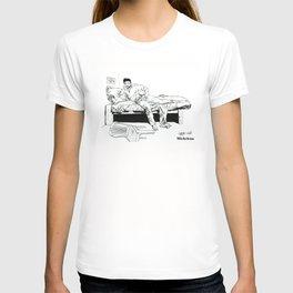 Leopoldo en la carraca T-shirt