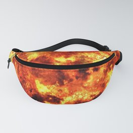 FIRE STORM. Fanny Pack