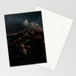 Velaris, City of Starlight, Night Court, A Court of Thorns and Roses Stationery Cards