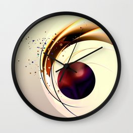 Halley Wall Clock