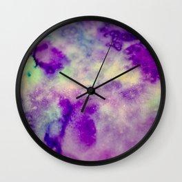 Watercolour VII Wall Clock