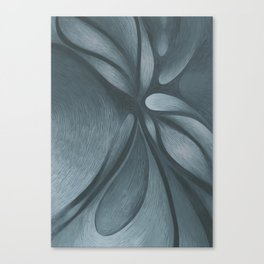 Milling Canvas Print