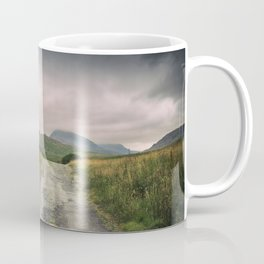 Mountain Panorama Coffee Mug