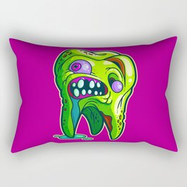 The Hills Have Teeth Rectangular Pillow