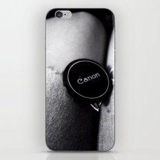 Canon iPhone & iPod Skin