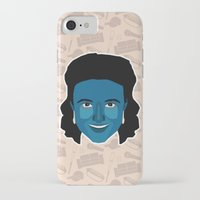 seinfeld iPhone & iPod Cases featuring Elaine Benes - Seinfeld by Kuki
