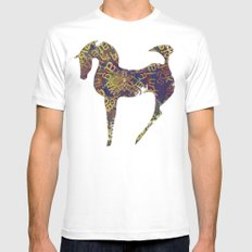 horse secrets White Mens Fitted Tee SMALL