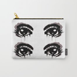 EYE PATTERN Carry-All Pouch