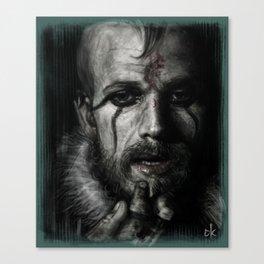 Floki Canvas Print