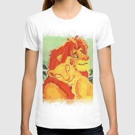 Simba and Nala T-shirt