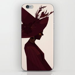 Witch's Hat iPhone Skin
