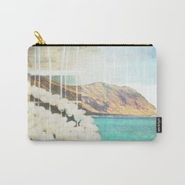 Aloha Island of Ni'ihau Carry-All Pouch