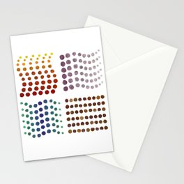 The Missing Element Stationery Cards