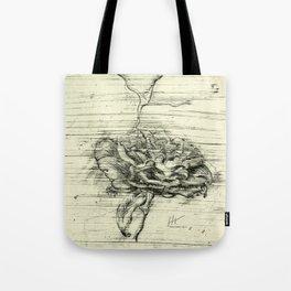 """""""Italian Courtyard Rose"""" Tote Bag"""