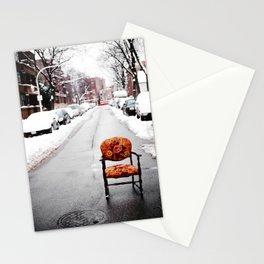 Chair on Burling Stationery Cards