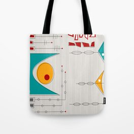 Aligning Of The Planet Tote Bag