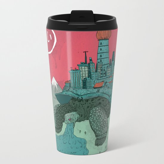 Slow Metal Travel Mug