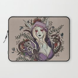 Queen of the Banshee Laptop Sleeve