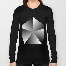 Metal Pentagon Long Sleeve T-shirt