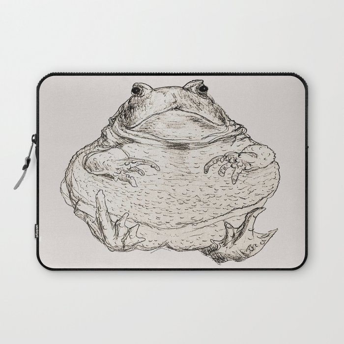Draw Me Like One Of Your French Frogs Laptop Sleeve