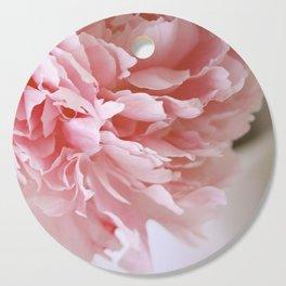 Peony Pink Cutting Board