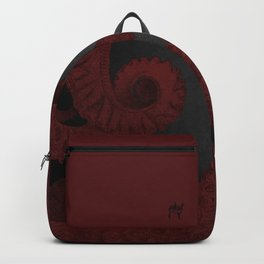 Octopus 4. Backpack