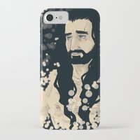 fireflies iPhone & iPod Cases featuring fireflies by ladynorthstar