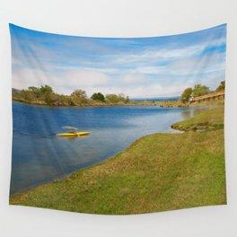 Assateague Island Marsh Wall Tapestry