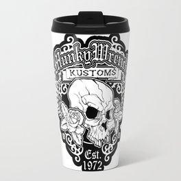 MunkyWrench Kustoms 1972 Travel Mug