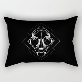 Catskull Rectangular Pillow