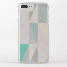 The Nordic Way XVIII Clear iPhone Case
