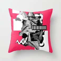 Wretch Throw Pillow