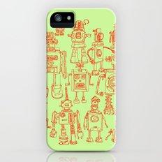 Robots! iPhone (5, 5s) Slim Case