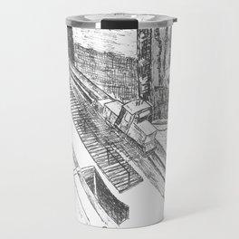 Panama Canal  Travel Mug