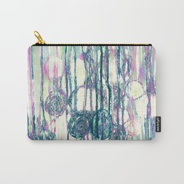 Dripping Daisies Carry-All Pouch