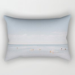 Dead Sea Rectangular Pillow