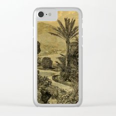 The Gardeners' Chronicle 1874 Clear iPhone Case