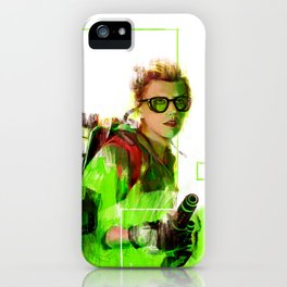 Jillian Holtzmann iPhone Case