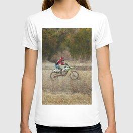 Dirt Bike Riding T-shirt