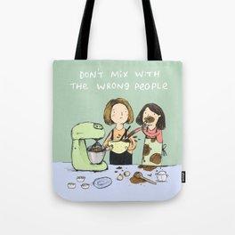 Baking Advice Tote Bag
