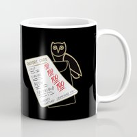 the 100 Mugs featuring 100 by October's Very Own