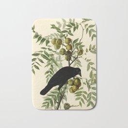 American Crow Bath Mat