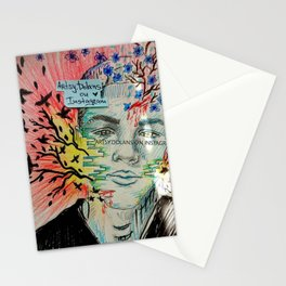 Surreal dreams 2 Stationery Cards
