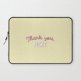 Thank you, next Laptop Sleeve