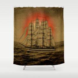 Set Sail - 001 Shower Curtain