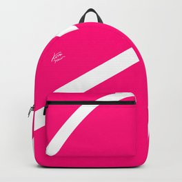 Fuchsia Abstract #pink #abstract #minimal #art #design #kirovair #buyart #decor #summer #home Backpack